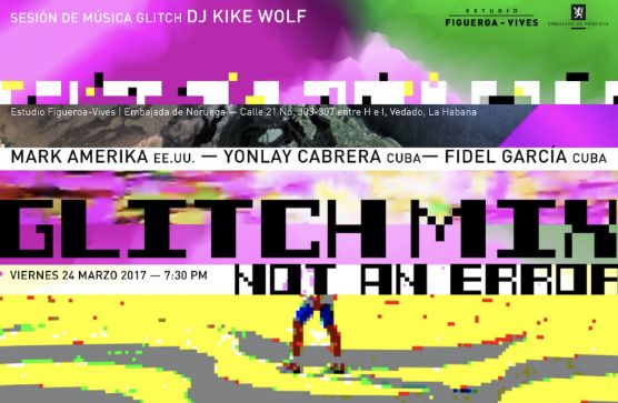 Mark Amerika Presents In First Glitch Art Show In Cuba
