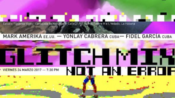 Mark Amerika Presents In First Glitch Art Show In Cuba
