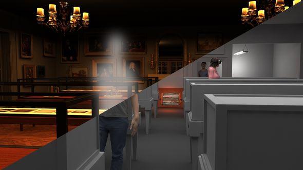 Mat Collishaw presents VR exhibition Thresholds at Somerset House