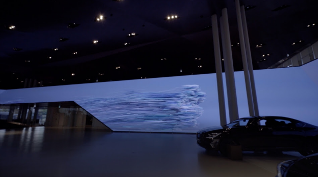 Universal Everything Presents Large Scale Video Installation With Hyundai