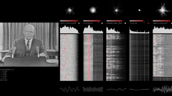 Matthew Biederman Presents New Work At Ars Electronica