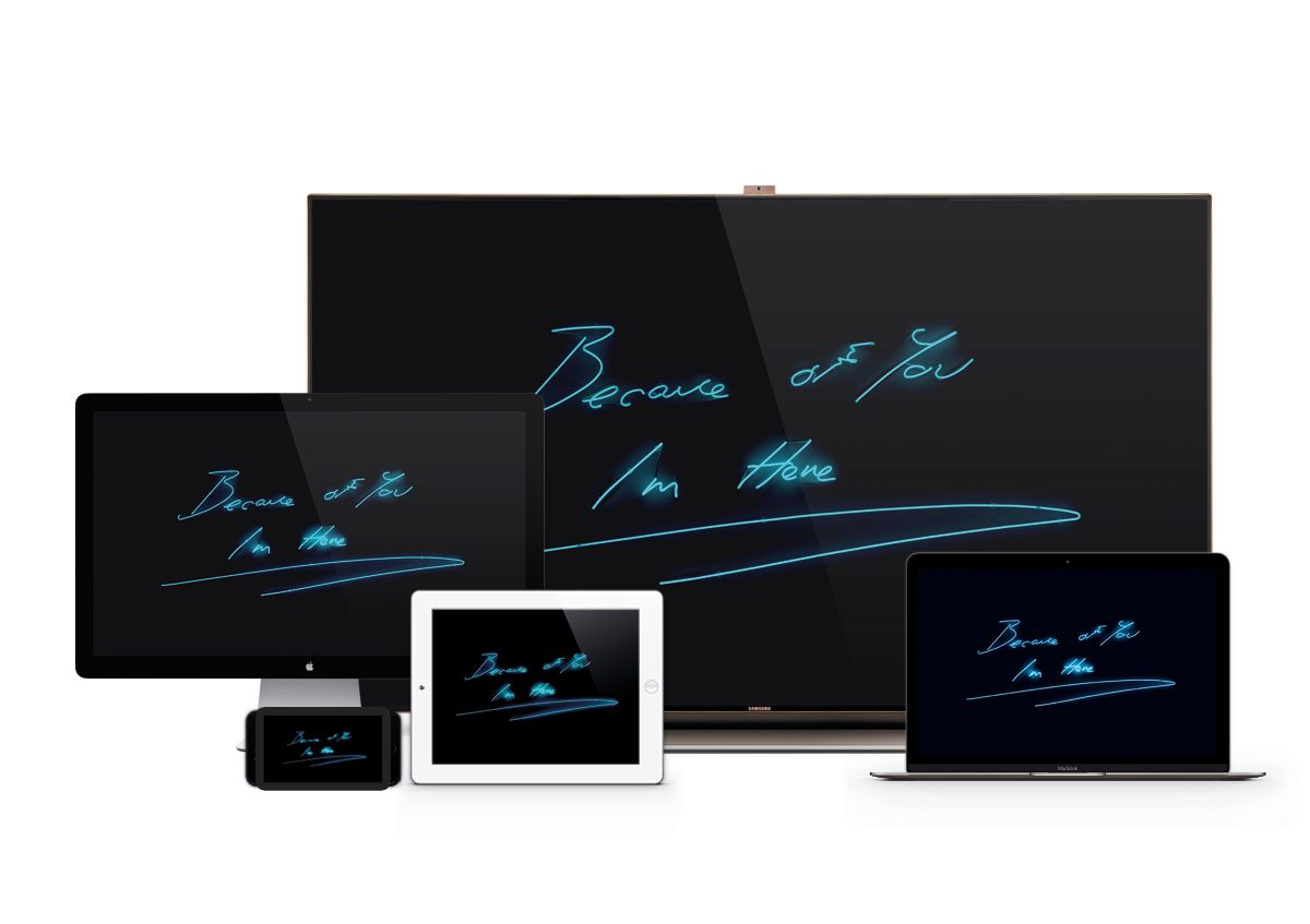 Tracey Emin Launches New Edition To Support Leonardo DiCaprio Foundation