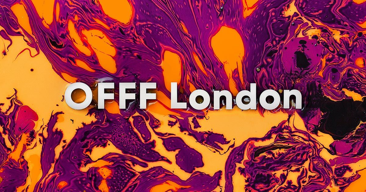 Sedition Presents at OFFF London