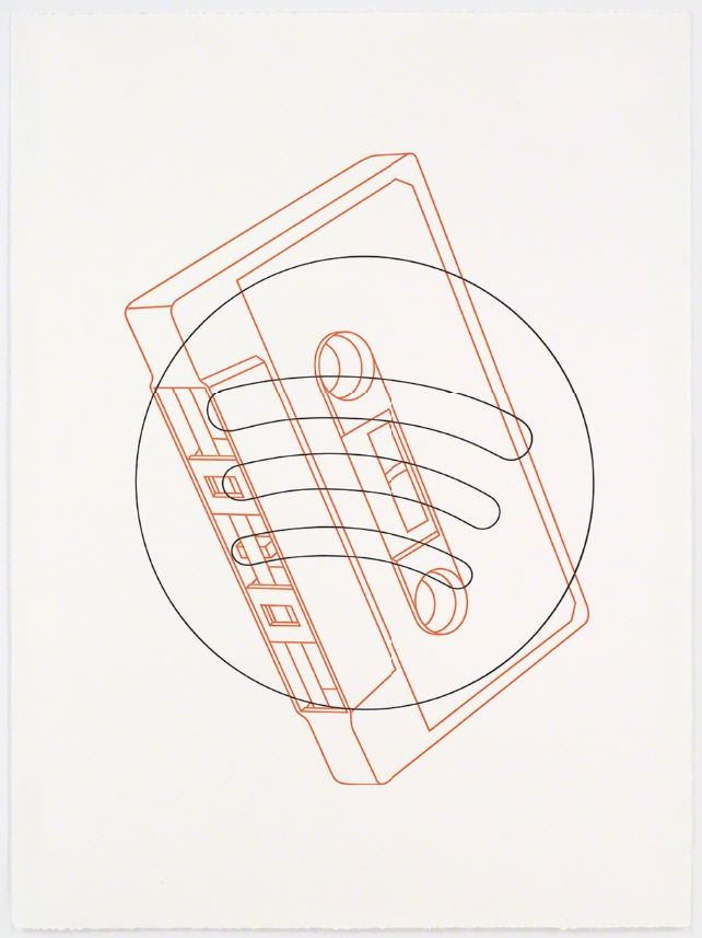 Michael Craig-Martin presents 'Quotidian' at Alan Cristea Gallery