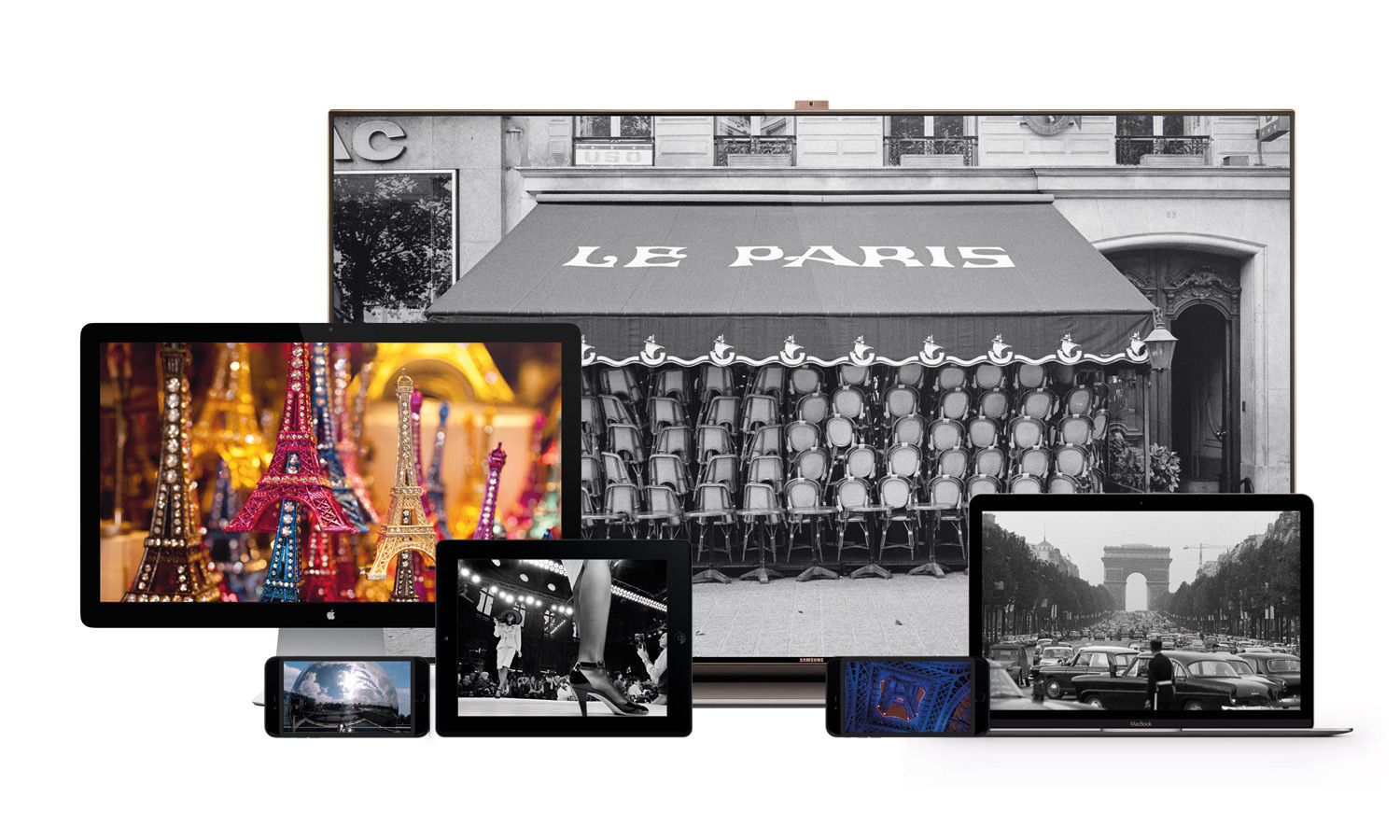Sedition Launches New Paris Collection for Magnum's 70th Anniversary