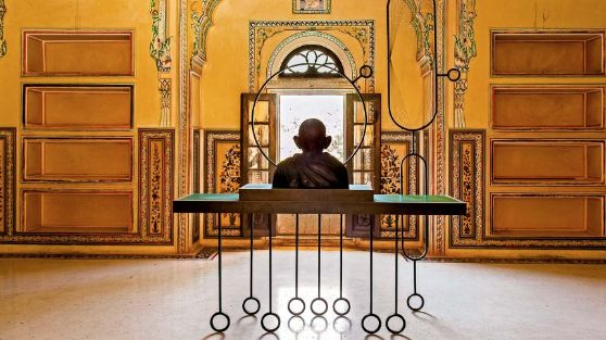 Jaipur Sculpture Park Opens with Exhibition Featuring Jitish Kallat and Bharti Kher