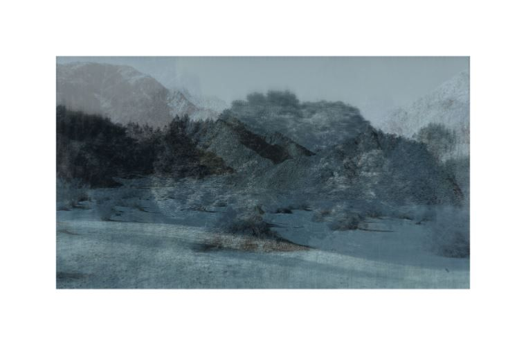 Overlap release giclee print editions of Lands