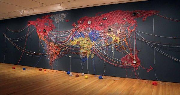 Facing India at Kunstmuseum Wolfsburg