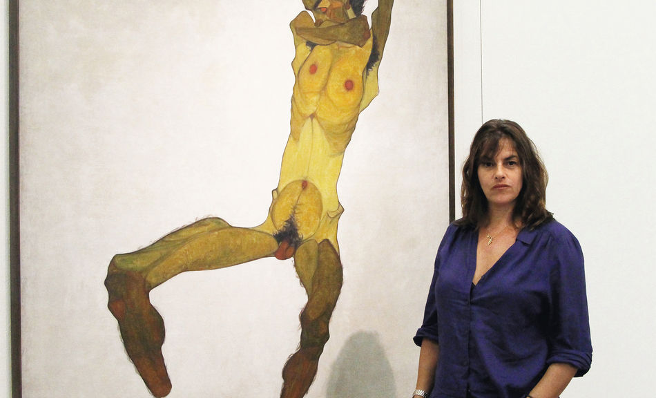 Tracey Emin & Egon Schiele At The Leopold Museum in Vienna