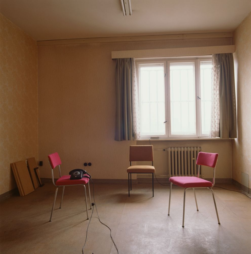 Jane and Louise Wilson: Stasi City at the Met