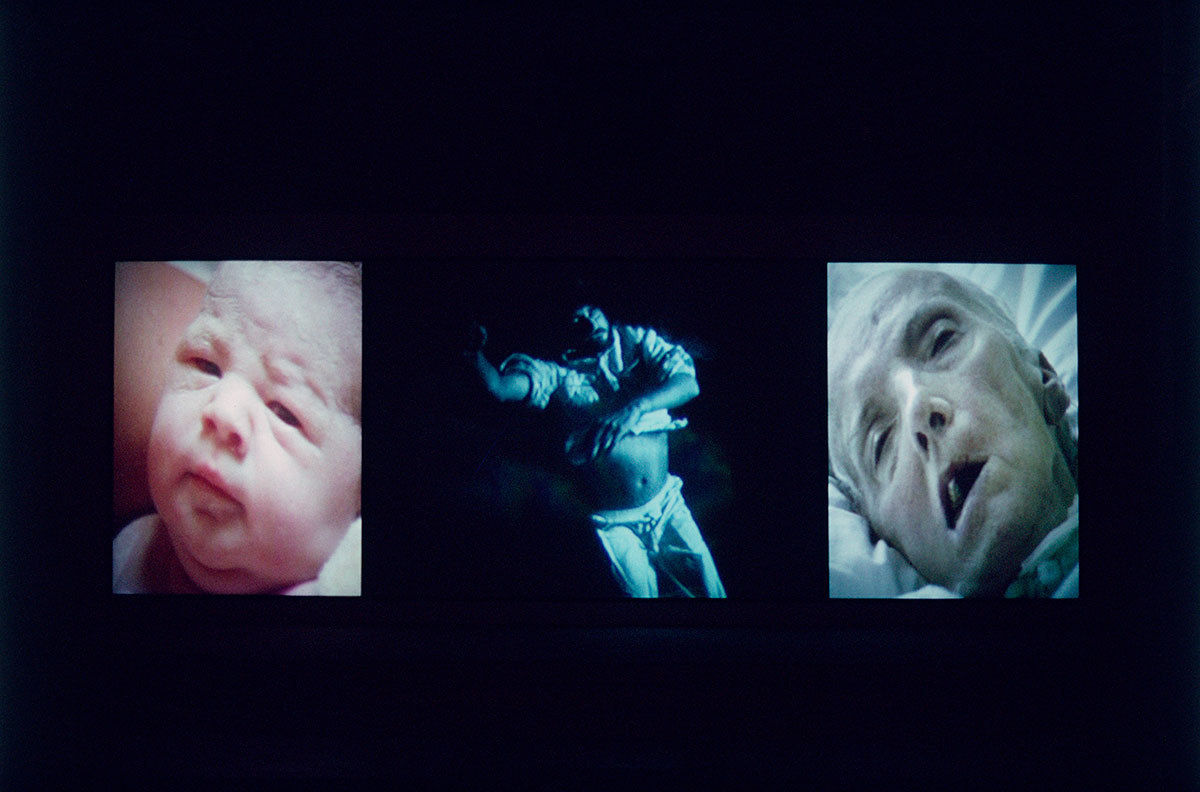Bill Viola / Michelangelo: Life Death Rebirth