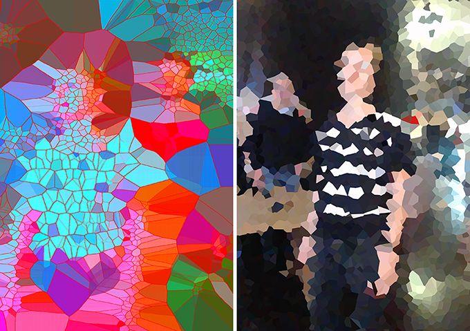 Miguel Chevalier: Machine Vision