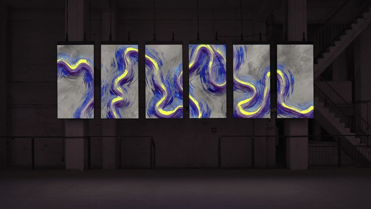 Interview with onformative: Of Rivers, Flow, and Generative Form