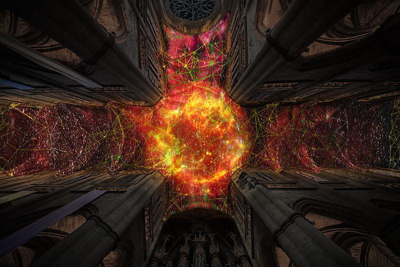 Digital Supernova 2019 - Miguel Chevalier