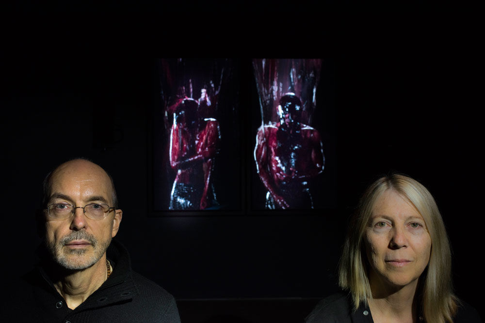 Interview with Bill Viola and Kira Perov at Yorkshire Sculpture Park