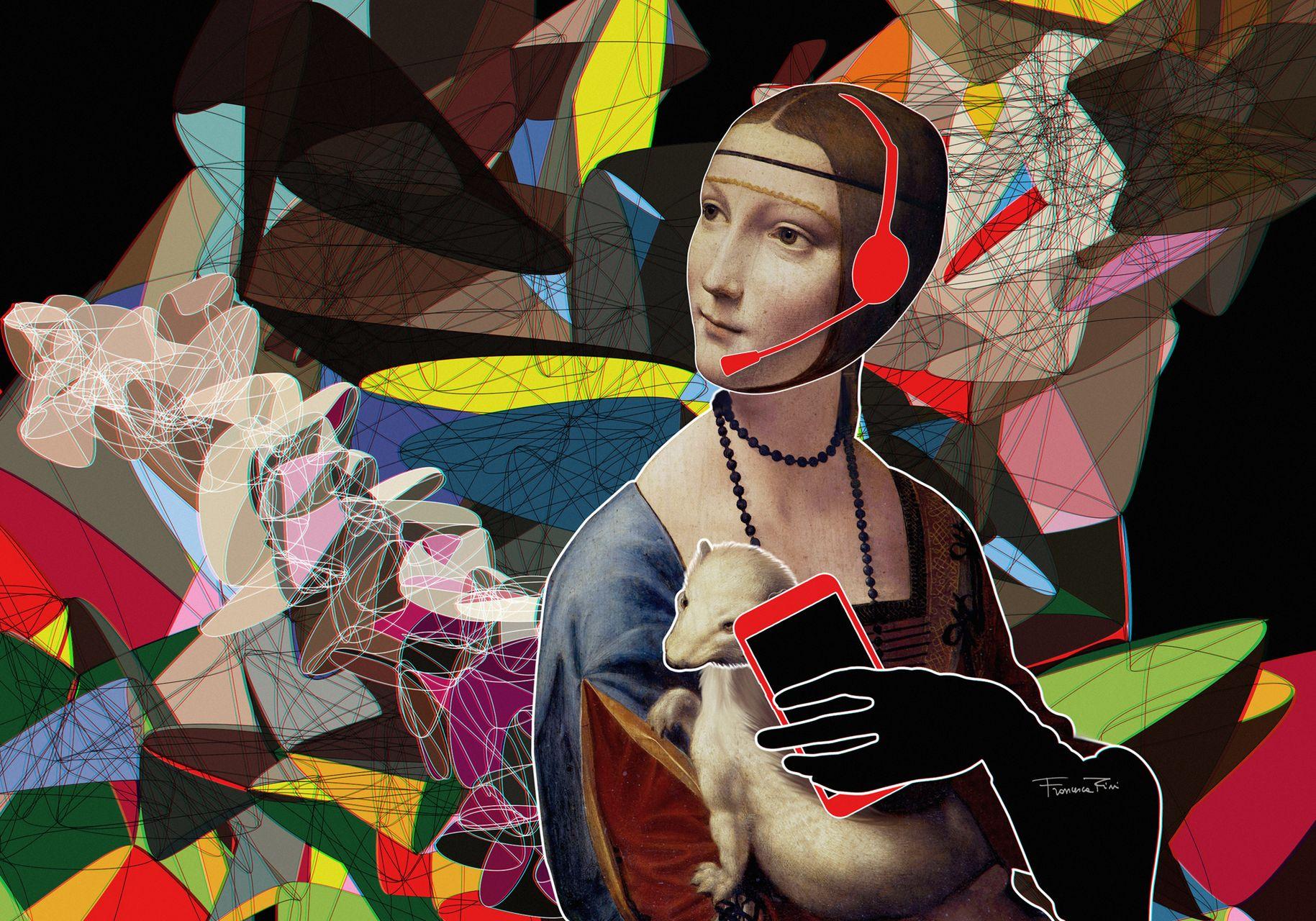 Digital Practice: Francesca Fini