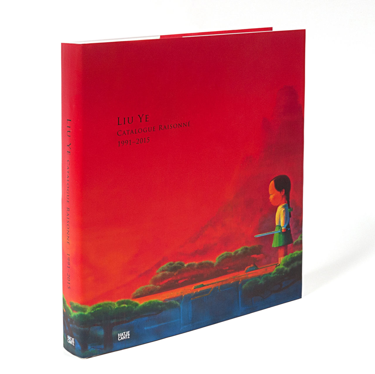 Competition: Win A Copy Of Liu Ye's Catalogue Raisonné