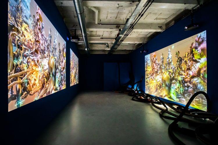 Worlding Worlds: MU Art Space