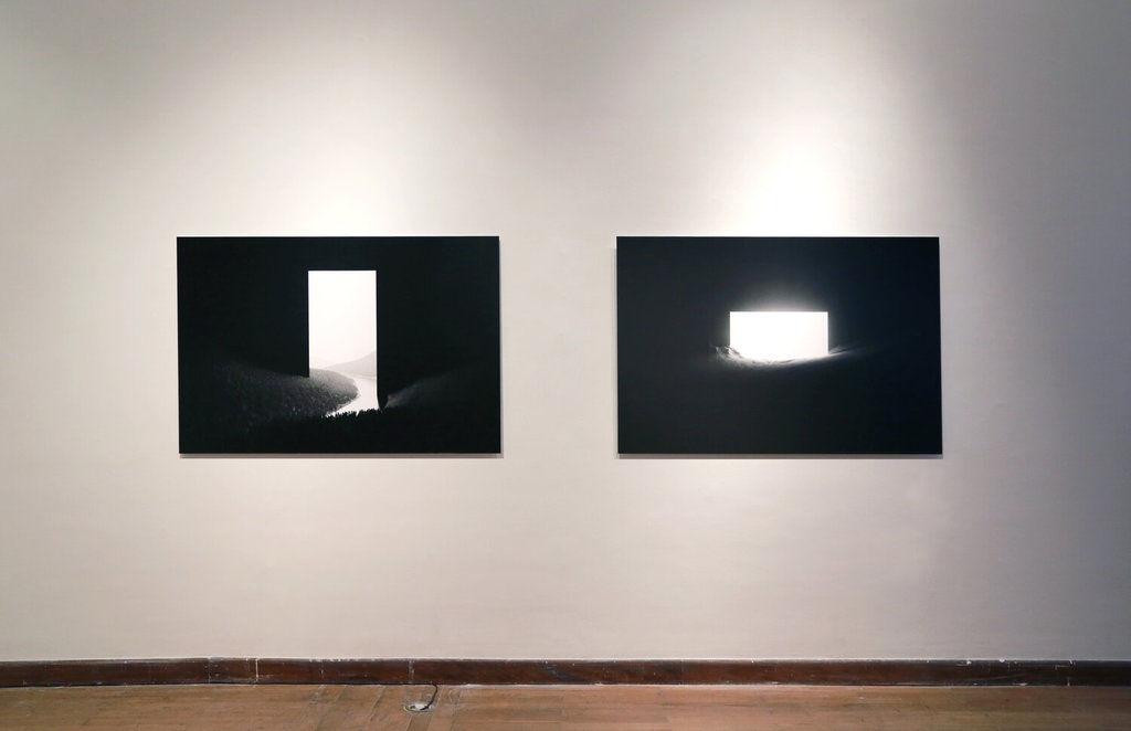 Nicolas Feldmeyer and Whitney McVeigh: Photo London