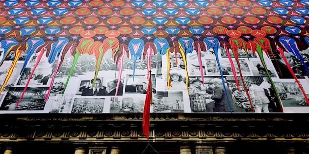 Yinka Shonibare MBE Exhibitions in London and Memphis