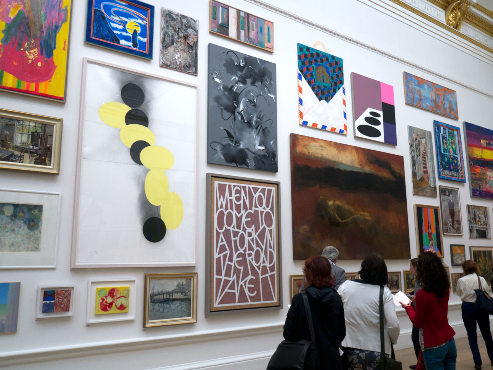 The Royal Academy of Arts Summer Exhibition 2016