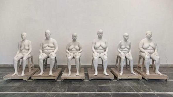 Bharti Kher Presents Solo Exhibition At The Vancouver Art Gallery