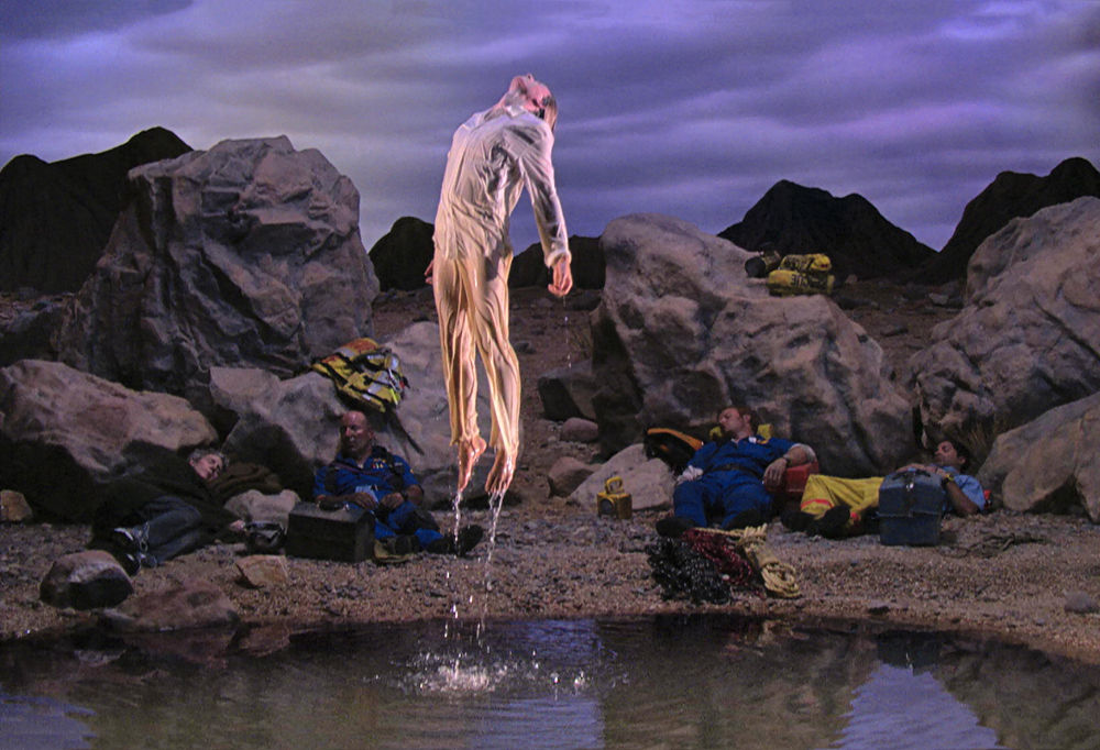 Bill Viola Opens Major Retrospective at Grand Palais, Paris