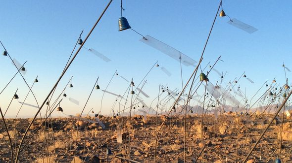 Christian Boltanski Presents New Permanent Commission At Jupiter Artland