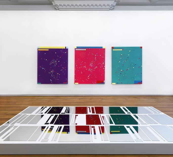 Rafaël Rozendaal Presents Complex Computational Compositions